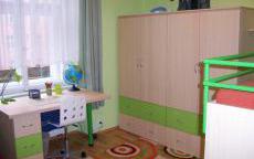 Dětské pokoje a nábytek, příklad 017
