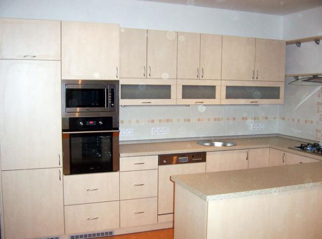 Kuchyně na míru, příklad 005