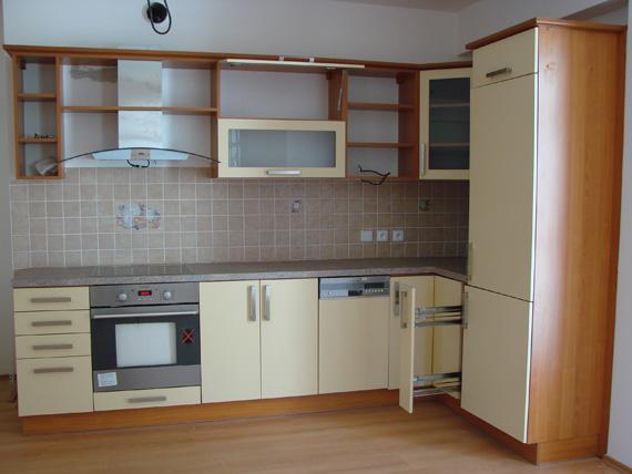 Kuchyně na míru, příklad 001