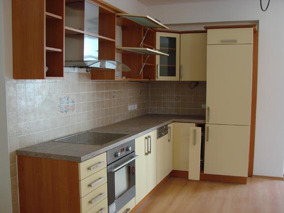 Kuchyně na míru, příklad 002