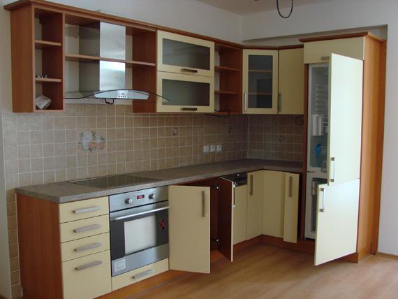 Kuchyně na míru, příklad 003