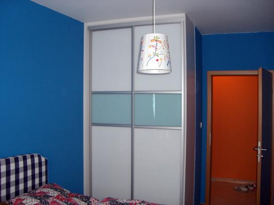 Ložnice, příklad 001