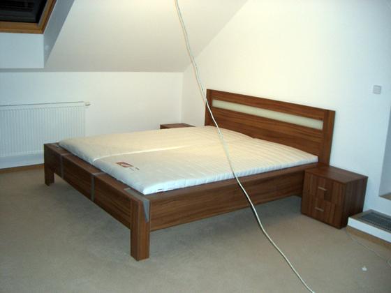 Ložnice, příklad 002