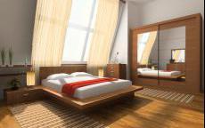 Ložnice, příklad 020