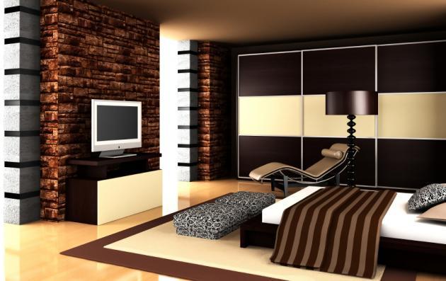 Ložnice, příklad 014