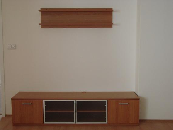 Obývací pokoje a stěny, příklad 006